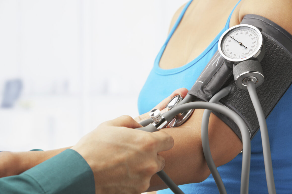 How can you bring your blood pressure down quickly?